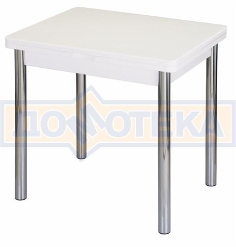 Стол кухонный Реал М-2 КМ 04 (6) БЛ 02 белый - фото 5137