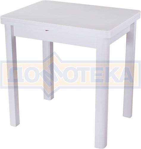 Стол кухонный Реал М-2 04БЛ 04 БЛ белый - фото 5138