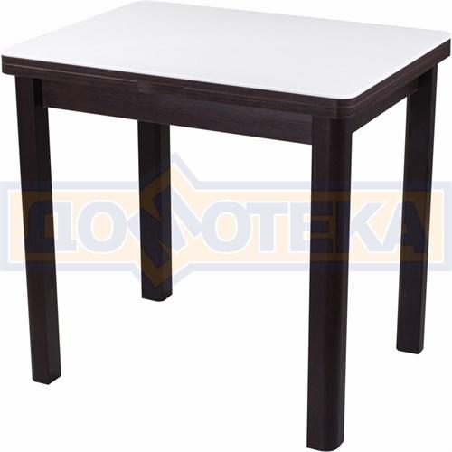 Стол кухонный Реал М-2 КМ 04 (6) ВН 04 ВН венге - фото 5142