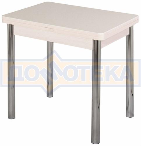 Стол кухонный Реал М-2 КМ 06 (6) МД 02 молочный дуб - фото 5149