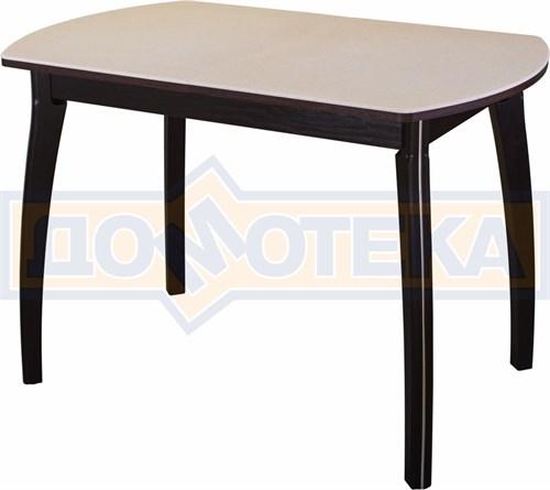 Стол кухонный Реал ПО КМ 06 (6) ВН 07 ВП ВН венге - фото 5165