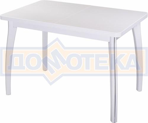 Стол обеденный Реал ПР-1 КМ 04 (6) БЛ 07 ВП БЛ белый - фото 5199