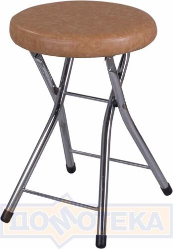 Кухонный табурет Соренто В-2/В-2 светло-коричневый, повышенной комфортности - фото 5237