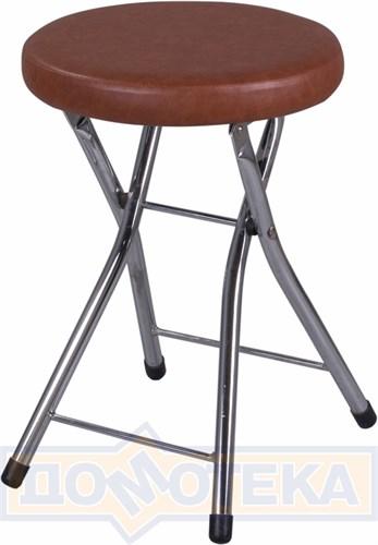Кухонный табурет Соренто В-3/В-3 коричневый, повышенной комфортности - фото 5239