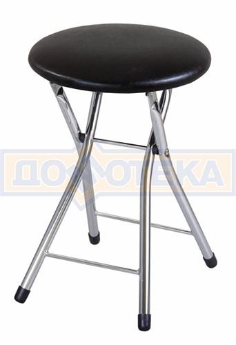 Кухонный табурет Соренто В-4 черный венге - фото 5240