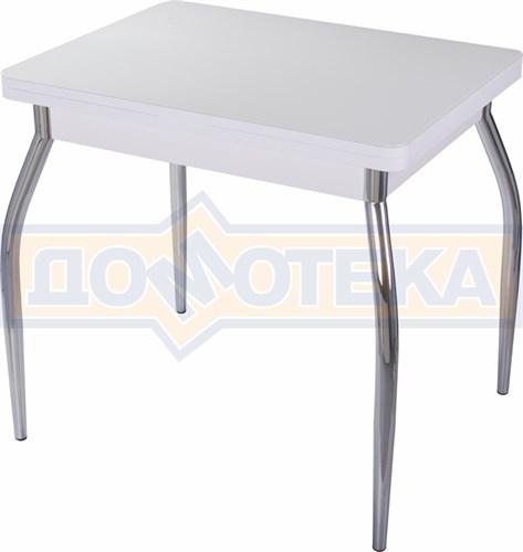 Стол кухонный Чинзано М-2 БЛ ст-БЛ 01 белый - фото 5265