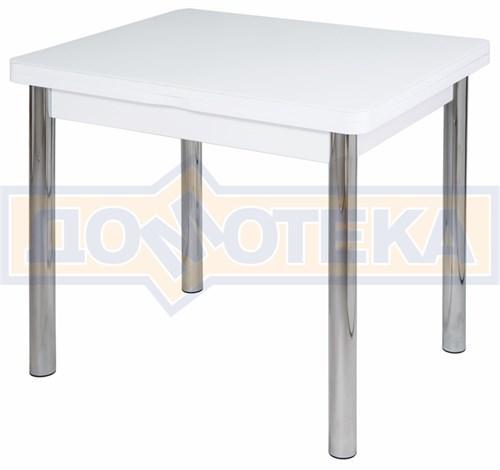 Стол кухонный Чинзано М-2 БЛ ст-БЛ 02 белый - фото 5266