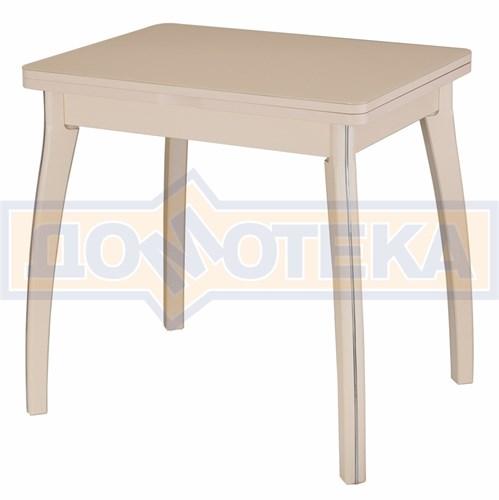 Стол кухонный Чинзано М-2 МД ст-КР 07 ВП КР молочный дуб - фото 5283