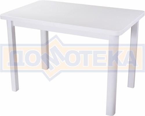 Стол обеденный Реал ПР-1 КМ 04 (6) БЛ 04 БЛ белый - фото 5493