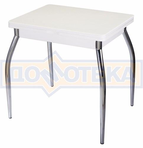 Стол кухонный Реал М-2 КМ 04 (6) БЛ 01 белый - фото 6049
