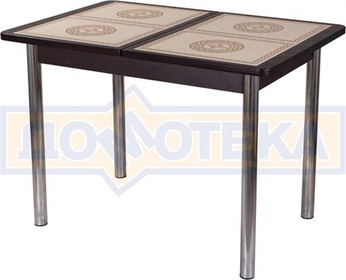Стол с плиткой - Каппа ПР ВП ВН 02 пл 52 ,венге - фото 6163