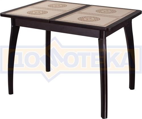 Стол с плиткой - Каппа ПР ВП ВН 07 ВП ВН пл 52 ,венге - фото 6165