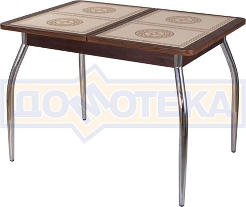 Стол с плиткой - Каппа ПР ВП ОР 01 пл 52 ,орех - фото 6167