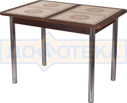Стол с плиткой - Каппа ПР ВП ОР 02 пл 52 ,орех - фото 6168