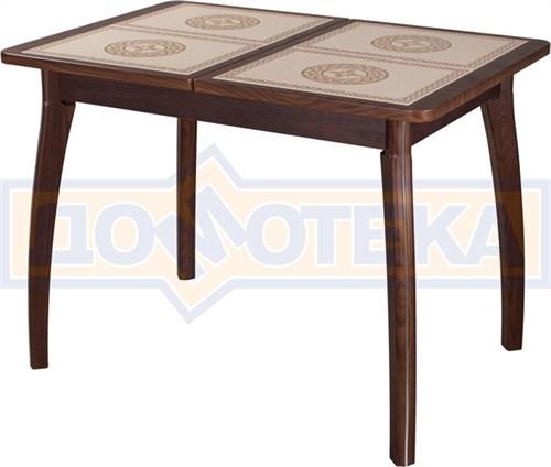 Стол с плиткой - Каппа ПР ВП ОР 07 ВП ОР пл 52 ,орех - фото 6169