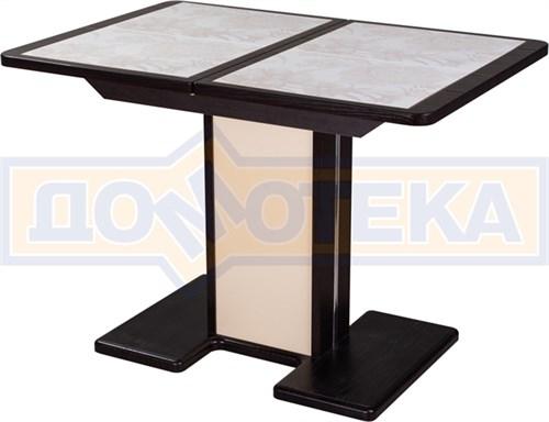 Стол с плиткой - Каппа ПР ВП ВН 05 ВН/КР пл 32 ,венге - фото 6174