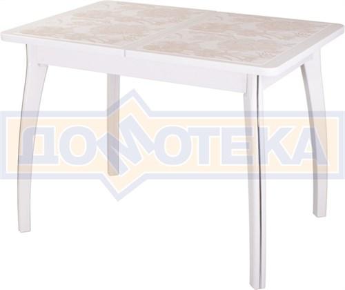 Стол с плиткой - Каппа ПР ВП БЛ 07 ВП БЛ пл 32 ,белый - фото 6176