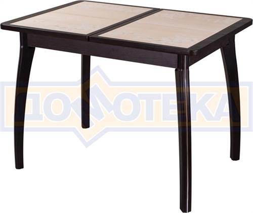 Стол с плиткой - Каппа ПР ВП ВН 07 ВП ВН пл 42 ,венге - фото 6183