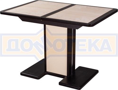 Стол с плиткой - Каппа ПР ВП ВН 05 ВН/КР пл 42 ,венге - фото 6184