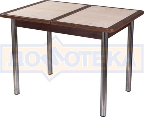 Стол с плиткой - Каппа ПР ВП ОР 02 пл 42 ,орех - фото 6186