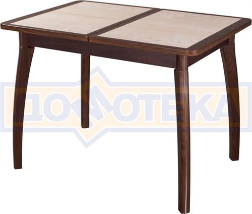 Стол с плиткой - Каппа ПР ВП ОР 07 ВП ОР пл 42 ,орех - фото 6187