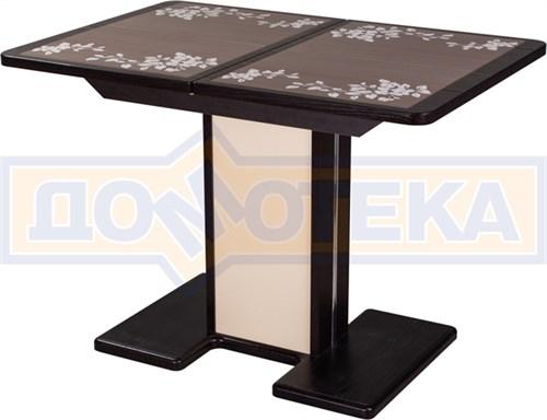 Стол с плиткой - Каппа ПР ВП ВН 05 ВН/КР пл 44 ,венге - фото 6192