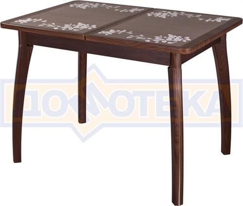 Стол с плиткой - Каппа ПР ВП ОР 07 ВП ОР пл 44 ,орех - фото 6195