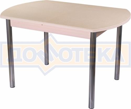 Стол с камнем - Румба ПО КМ 06 МД 02 ,молочный дуб - фото 6209
