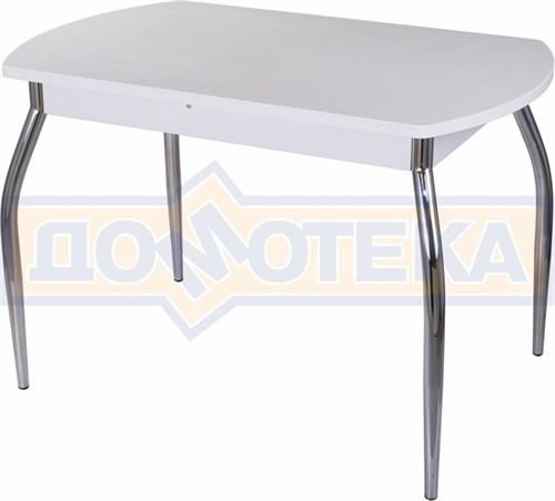 Стол с камнем - Румба ПО-1 КМ 04 БЛ 01 ,белый - фото 6212