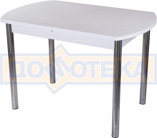 Стол с камнем - Румба ПО-1 КМ 04 БЛ 02 ,белый - фото 6213