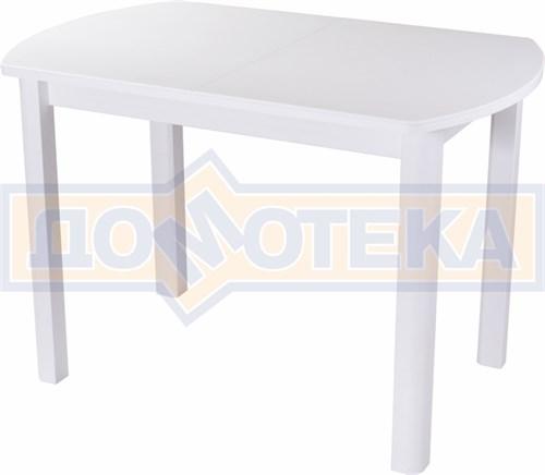 Стол с камнем - Румба ПО-1 КМ 04 БЛ 04 БЛ ,белый - фото 6214