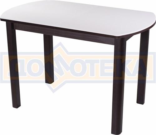 Стол с камнем - Румба ПО-1 КМ 04 ВН 04 ВН ,венге - фото 6218