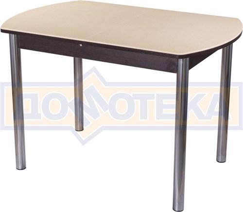 Стол с камнем - Румба ПО-1 КМ 06 ВН 02 ,венге - фото 6221