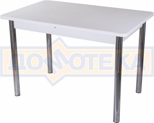 Стол с камнем - Румба ПР-1 КМ 04 БЛ 02 ,белый - фото 6245
