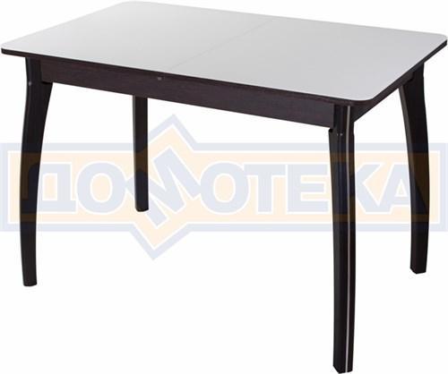 Стол со стеклом - Танго ПР-1 ВН ст-БЛ 07 ВП ВН ,венге - фото 6401