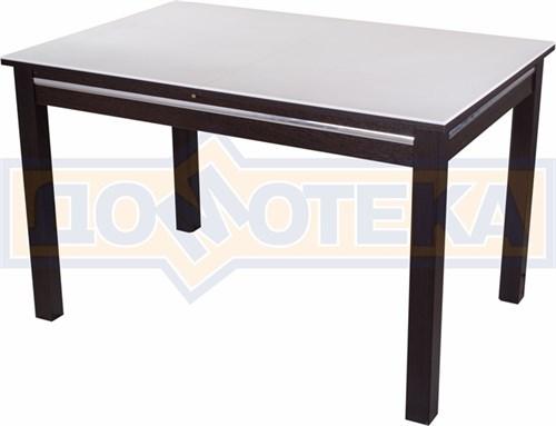 Стол с камнем - Самба-1 КМ 04 ВН 08 ВН, венге - фото 6419