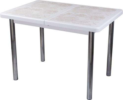 Стол с плиткой - Каппа ПР ВП БЛ 02 пл 32 ,белый - фото 6531