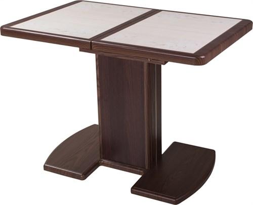Стол с плиткой - Каппа ПР ВП ОР 05 ОР/ОР пл 42 ,орех - фото 6532