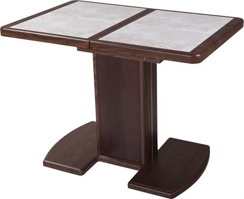 Стол с плиткой - Каппа ПР ВП ОР 05 ОР/ОР пл 32 ,орех - фото 6538