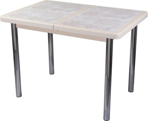 Стол с плиткой - Каппа ПР ВП КР 02 пл 32 ,крем - фото 6540