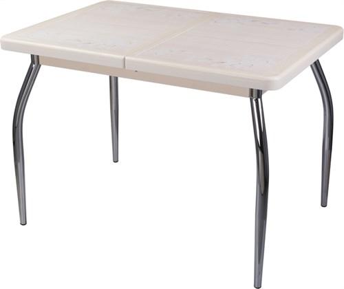 Стол с плиткой - Каппа ПР ВП КР 01 пл 42 ,крем - фото 6542