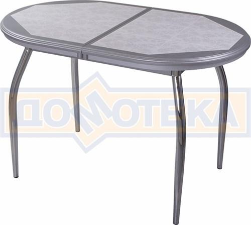 Стол кухонный с плиткой Шарди О СР пл05 01 - фото 6688
