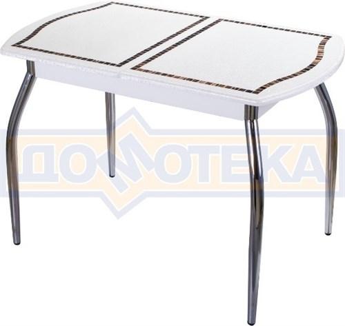 Стол кухонный с мозаикой Толедо ПО МЗ БС 01 - фото 6715