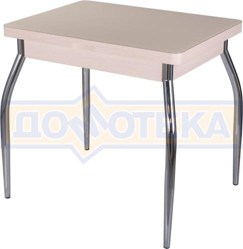 Стол кухонный Чинзано М-2 МД ст-КР 01 молочный дуб - фото 6718