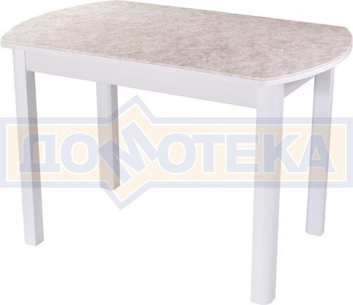 Стол с камнем - Румба ПО КМ 12 БЛ 04 БЛ - фото 6943