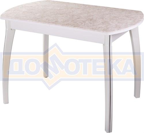 Стол с камнем - Румба ПО КМ 12 БЛ 07 ВП БЛ - фото 6945