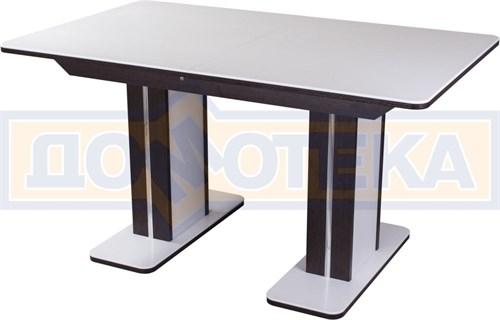 Стол с камнем Румба ПР-2 КМ 04 ВН 05-2 ВН/БЛ КМ 04 - фото 7206
