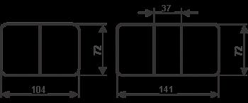 Стол с плиткой - Каппа ПР ВП ВН 01 пл 52 ,венге - фото 7857