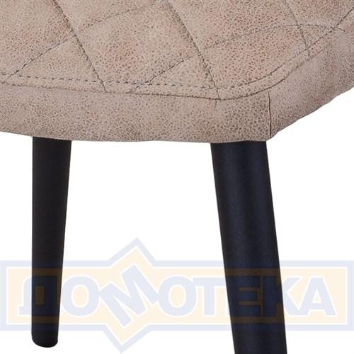 Стул Анкона Z-5 бежевый ЧР61 ножки черные - фото 8432