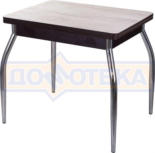 Кухонный стол из ЛДСП Дрезден М-2 ОБ/ВН 01 (Орех беленый) - фото 8863
